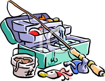 fishing equipment tackle box royalty free clip art image rh clipartguide com  fishing pole clipart images