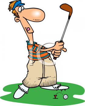a man playing golf royalty free clip art picture rh clipartguide com gopher clip art gopher clip art free