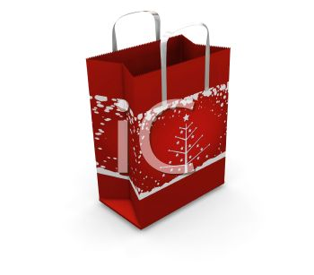 christmas gift bags clipart - photo #7