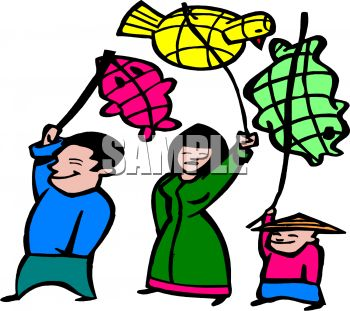 chinese people at a new year parade royalty free clip art image rh clipartguide com free chinese new year clipart images