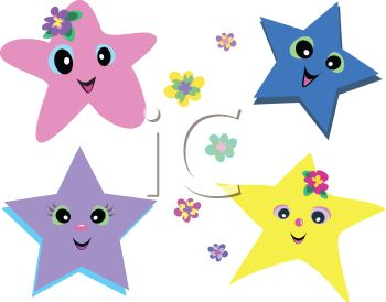 0511 1004 2106 3435 Whimsical Animated Stars clipart image - star of the month sep 11