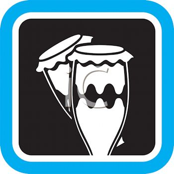 Conga Drums Icon