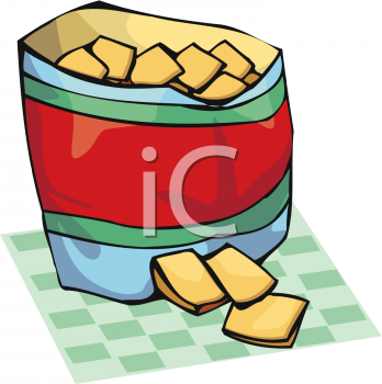 bag of snack chips royalty free clip art picture rh clipartguide com snack clip art images snake clipart free