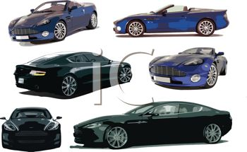 Luxury Sports Car Collection