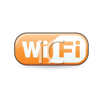 Wi Fi Wireless Internet Icon