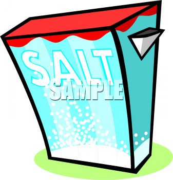 royalty free clip art image box of salt rh clipartguide com salt shaker clipart salt clipart vector