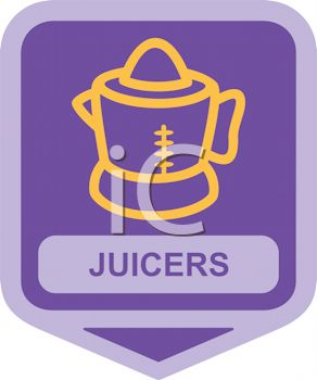 Small Appliance Icon-Citrus Juicer