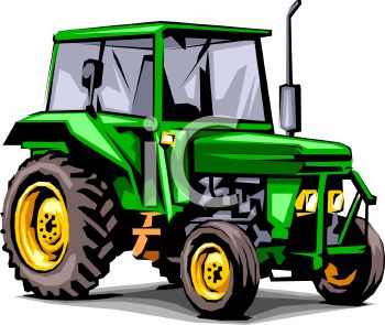 realistic tractor royalty free clip art illustration rh clipartguide com free tractor clip art downloads free clipart tractor trailer
