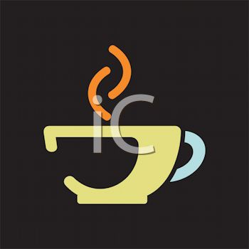 Steaming Cup Icon