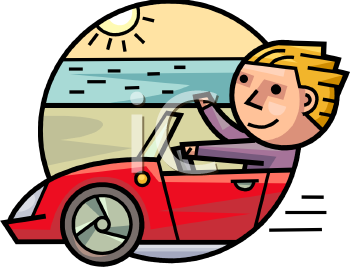 cartoon character driving on a road trip royalty free clip art picture rh clipartguide com road trip clip art free family road trip clipart