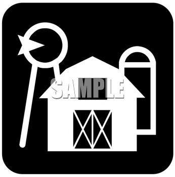 Symbol for a Barn or Farm