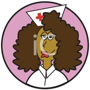 Hispanic Nurse Icon