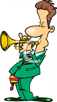 cartoon of a guy playing a trumpet royalty free clip art picture rh clipartguide com trumpet clip art kingdom trumpet clip art free