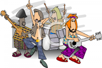 Old Hippie Band