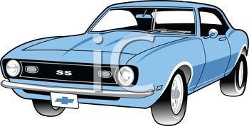 vintage american muscle car royalty free clip art image rh clipartguide com muscle car clip art for shirts classic muscle car clipart