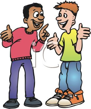 royalty free clip art image an african american teen talking to a rh clipartguide com clip art talking bible clip art talking on phone