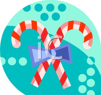 Peppermint Candy Canes Icon