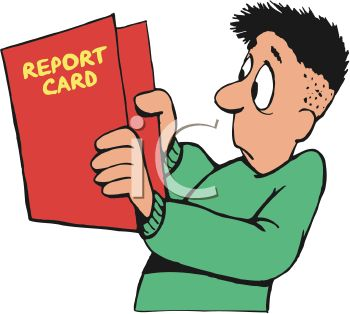 worried boy looking at his report card royalty free clip art image rh clipartguide com school report card clipart report card clipart images