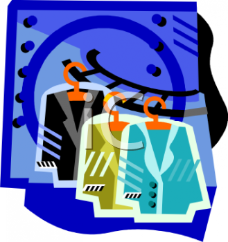 Dry Cleaning Icon