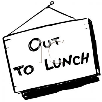 out to lunch sign royalty free clip art picture rh clipartguide com out to lunch clip art free out to lunch clipart sign