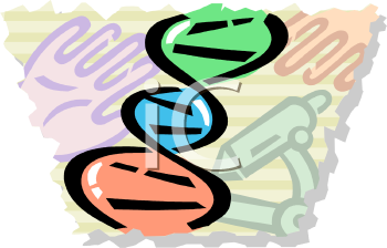 DNA Double Helix - Medical Research