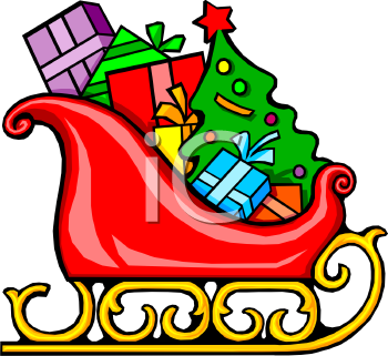 sleigh filled with toys royalty free clip art illustration rh clipartguide com toys clipart black and white toys clipart free