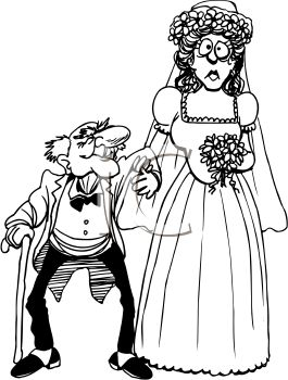 Old Man Marrying Young Lady