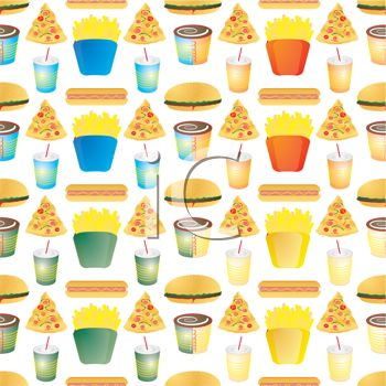 Fast Food Wallpaper Background