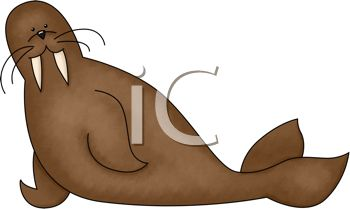 brown walrus royalty free clip art picture rh clipartguide com walrus clipart black and white walrus clipart free