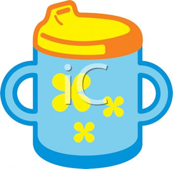 Sippy Cup Clip Art Free