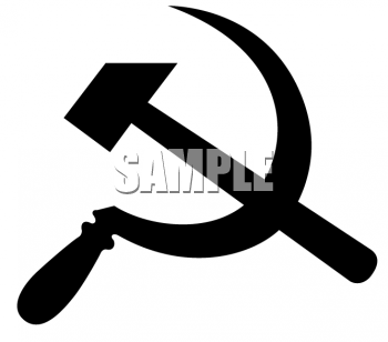 Sickle and Hammer Symbol