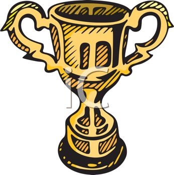 golden trophy royalty free clip art illustration rh clipartguide com free oscar trophy clipart