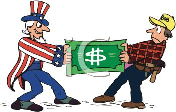 Builder Fighting Uncle Sam Over a Dollar