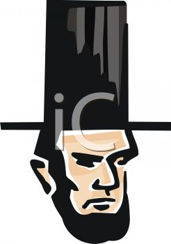 President Abraham Lincoln Icon