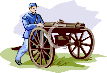 Free Civil War Clip Art with No Background - ClipartKey