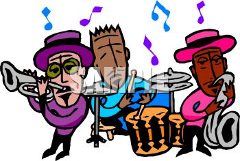 Three Piece Jazz Band