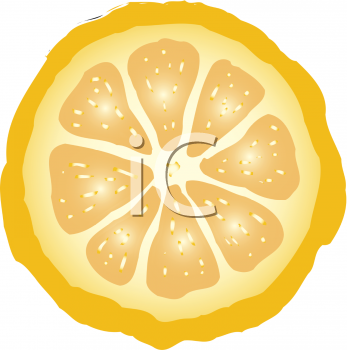 pizza slice clipart. Grapefruit Slice. Clip Art