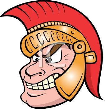 cartoon of a greek trojan warrior royalty free clip art picture rh clipartguide com trojan clip art free trojan clipart school mascot free