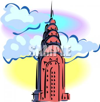 Empire State Building Cliparts, Stock Vector And Royalty Free Empire State  Building Illustrations