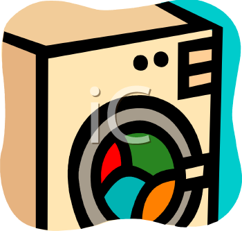 Clothes dryer or clothes washing machine