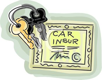 Car Keys and a Car Insurance Policy - Auto Insurance