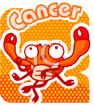 Cancer the crab sign of the zodiac