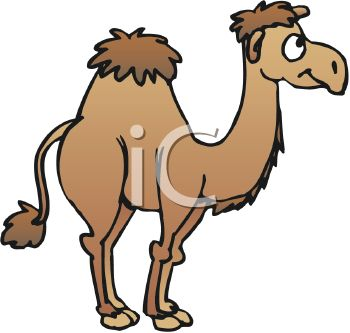 picture of a brown camel with one hump in a vector clip art rh clipartguide com free camel clipart black and white free camel clipart black and white