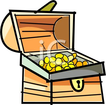 picture of a treasure chest of gold coins in a vector clip art rh clipartguide com treasure chest clipart free treasure chest clip art black and white