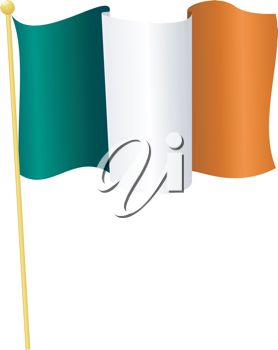 An Irish Flag Image