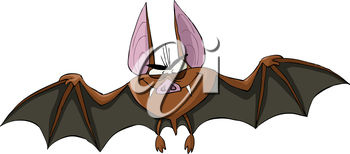 Evil Looking Vampire Bat