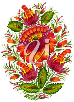 Beautiful Flower Illustration