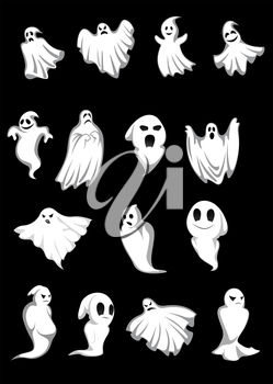 A ghost background