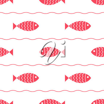A background of fish