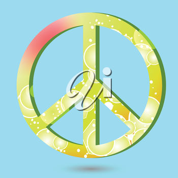 A symbol for peace
